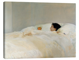 Canvas print  Mother - Joaquin Sorolla y Bastida