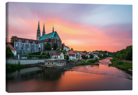Canvas print  St. Peter and Paul Cathedral Görlitz - Robin Oelschlegel
