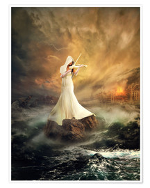 Premium poster Rhythm of the storms