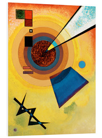 Forex  Green and red - Wassily Kandinsky