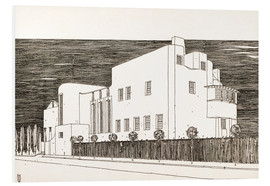 Forex  House of an art lover - Charles Rennie Mackintosh