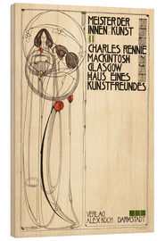 Wood  House of an art lover: Cover - Charles Rennie Mackintosh