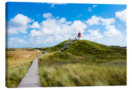 Canvas print  Amrum - Reiner Würz