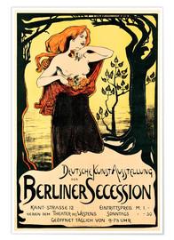 Poster Poster Berlin Secession