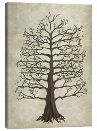 Canvas  family tree - Nadine Conrad