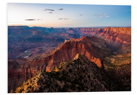 Forex  Sunset scenery from Grand Canyon South Rim, Grand Canyon National Park, USA - Peter Wey
