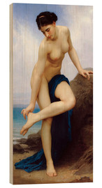 William Adolphe Bouguereau - After the bath