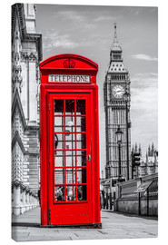 euregiophoto - London phone booth
