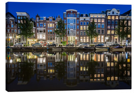Canvas print  Singel reflections - Scott McQuaide