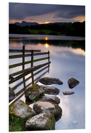 Forex  Loughrigg Tarn, Lake District National Park, Cumbria, England - Jeremy Lightfoot