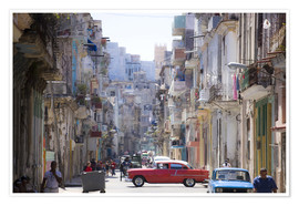 Lee Frost - In the streets of Havana