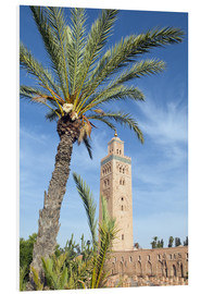 Forex  Minaret of the Koutoubia Mosque, UNESCO World Heritage Site, Marrakech, Morocco, North Africa, Afric - Nico Tondini