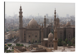 Alu-Dibond  Mosque of Sultan Hassan in Cairo old town, Cairo, Egypt, North Africa, Africa - Martin Child