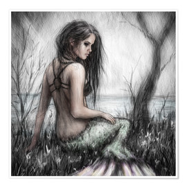 Premium poster Mermaid's Rest