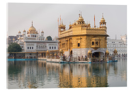 Acrylic print  The Harmandir Sahib - Alex Robinson