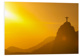 Forex  View from the Sugarloaf of Christ the Redeemer statue on Corcovado, Rio de Janeiro, Brazil, South Am - Michael Runkel