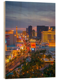 Wood  The Strip, Las Vegas, Nevada, United States of America, North America - Alan Copson