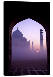 Peter Barritt - Taj Mahal at sunrise