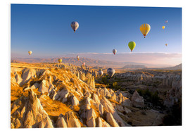 Forex  Hot air balloons over Cappadocia - David Clapp
