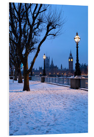 Forex  South Bank in winter - Stuart Black