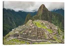 Canvas print  Machu Picchu - Michael DeFreitas