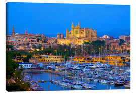 Canvas print  Palma - Neil Farrin