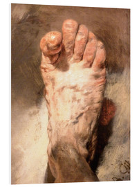 Forex  Foot of the artist - Adolph von Menzel