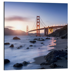 Jan Christopher Becke - San Francisco Golden Gate Bridge