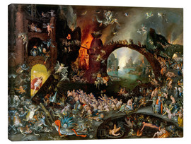 Jan Brueghel d.Ä. - Christ in Limbo