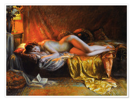 Premium poster  End of the Affair - Delphin Enjolras