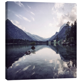 Canvas print  Hintersee in Ramsau - Oliver Henze