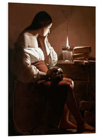 Forex  The Magdalen with the Smoking Flame - Georges de la Tour