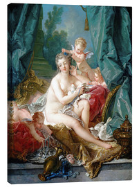 Canvas print  The beauty of Venus - François Boucher