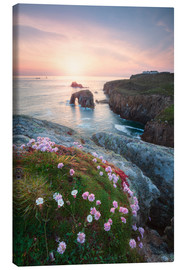 Canvas print  Lands End - Michael Breitung