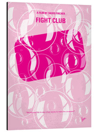 Aluminium print  Fight Club - chungkong