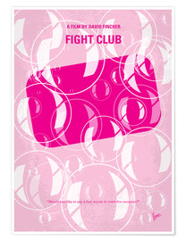 Premium poster Fight Club