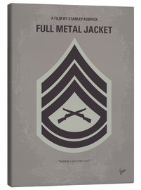 chungkong - No030 My Full Metal Jacket minimal movie poster