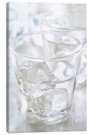 Canvas print  Pure water - K&L Food Style