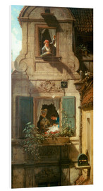 Forex  The intercepted love letter - Carl Spitzweg