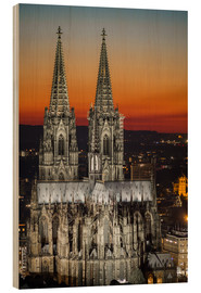Wood  cathedral of cologne - rclassen