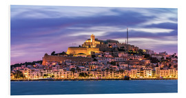 Forex  The castle of Ibiza - Fine Art Images