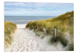 Forex  North Sea beach - Hannes Cmarits