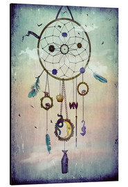 Aluminium print  Dream Catcher - Sybille Sterk
