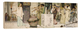 Wood  The vintage festival - Lawrence Alma-Tadema