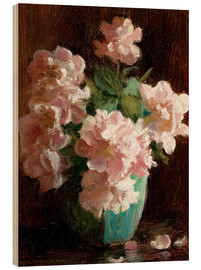 Charles Courtney Curran - Pink Roses