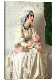 Canvas print  Madonna with Child