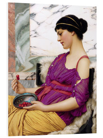 Forex  Ismenia - John William Godward