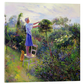 Timothy Easton - Working in the garden