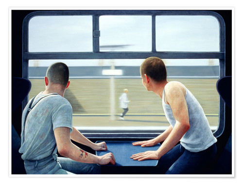 Poster Compartments 2, 1979