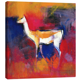 Canvas print  foal, abstract - Mark Adlington